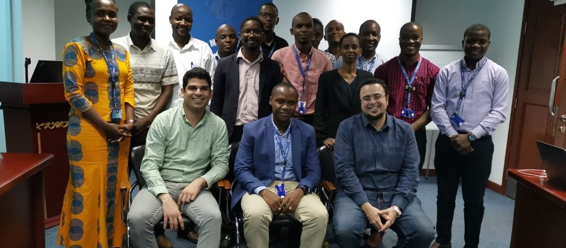 EG-CERT's Experts Train The Tanzanian Emergency Response Teams, Dar es Salaam, April 2019